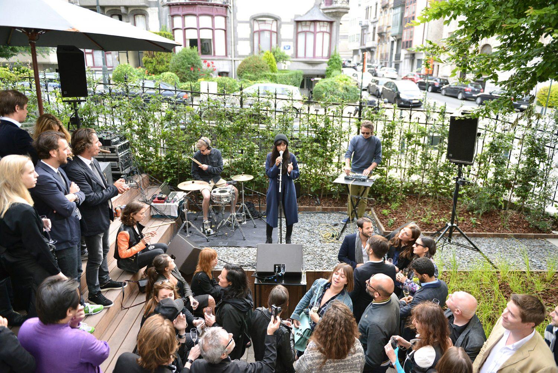 Atelier Relief Opening Party of DUET