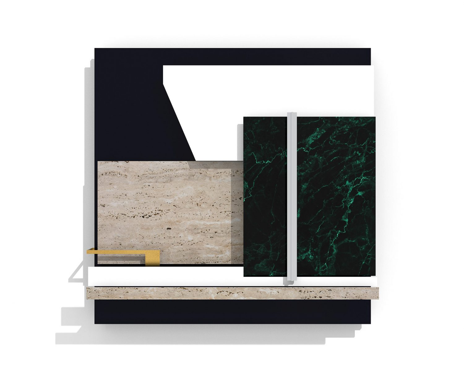 Atelier Relief / Mies