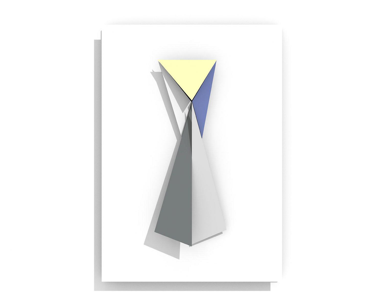 Atelier Relief / Origami