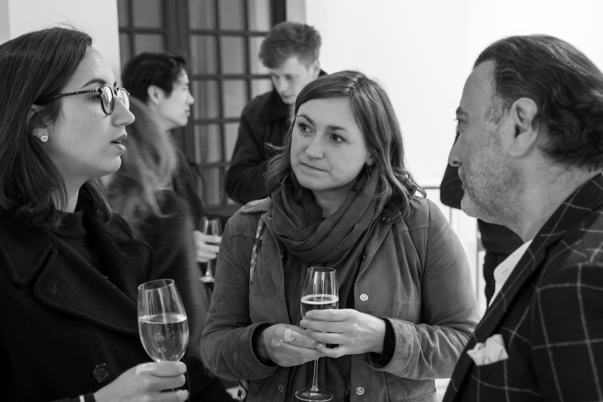 Opening of Mathias Kiss x Rollin & Brognon x Ionna Vautrin