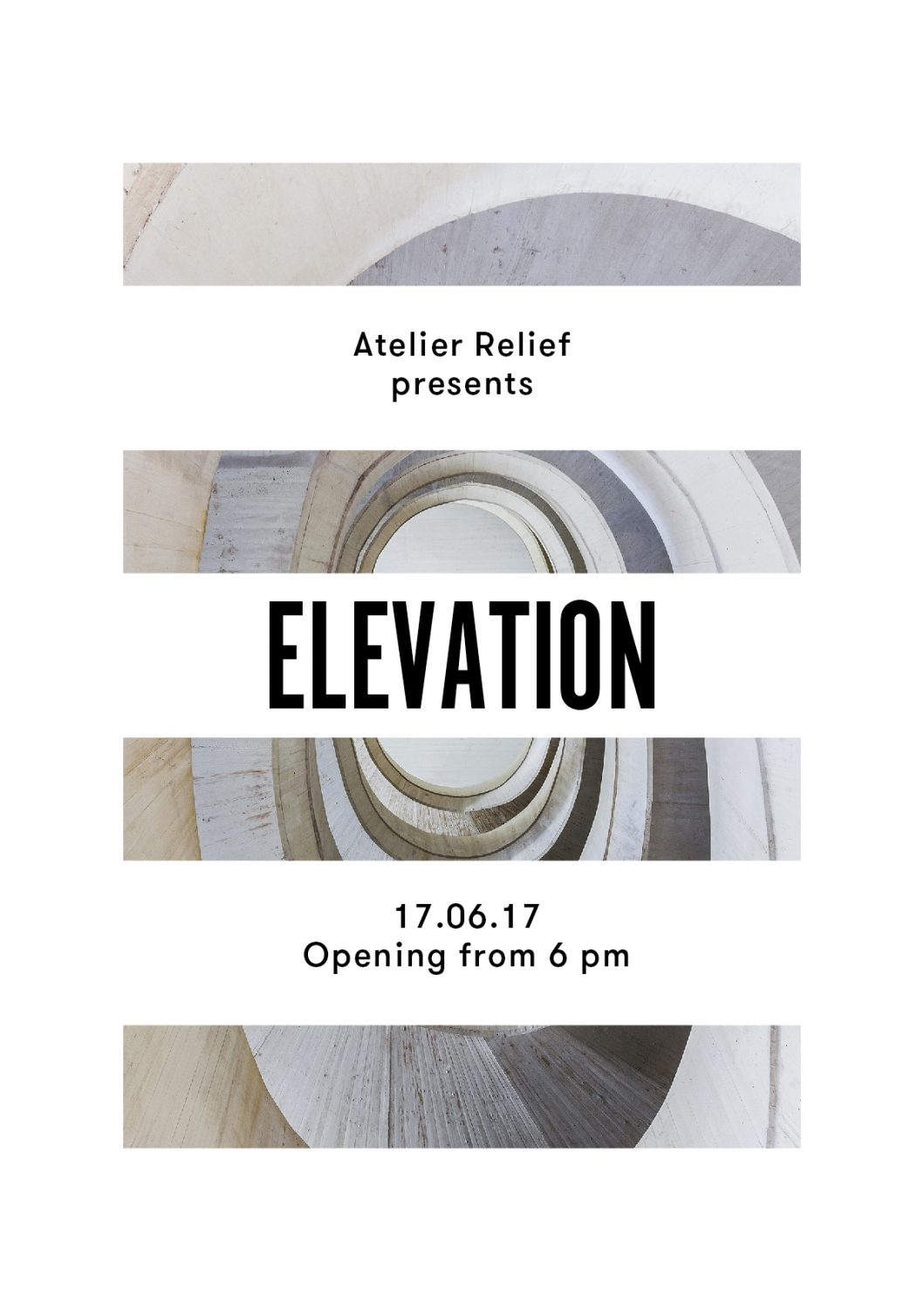 Atelier Relief 2 Year Anniversary / ELEVATION