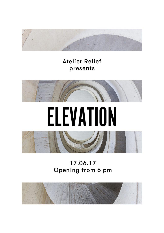 Atelier Relief 2 Year Anniversary / ELEVATION