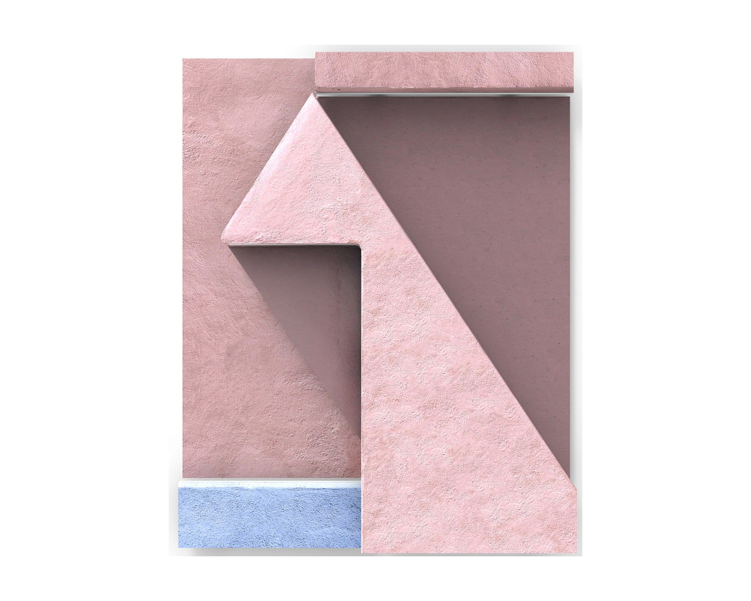 Atelier Relief / Peach Wall