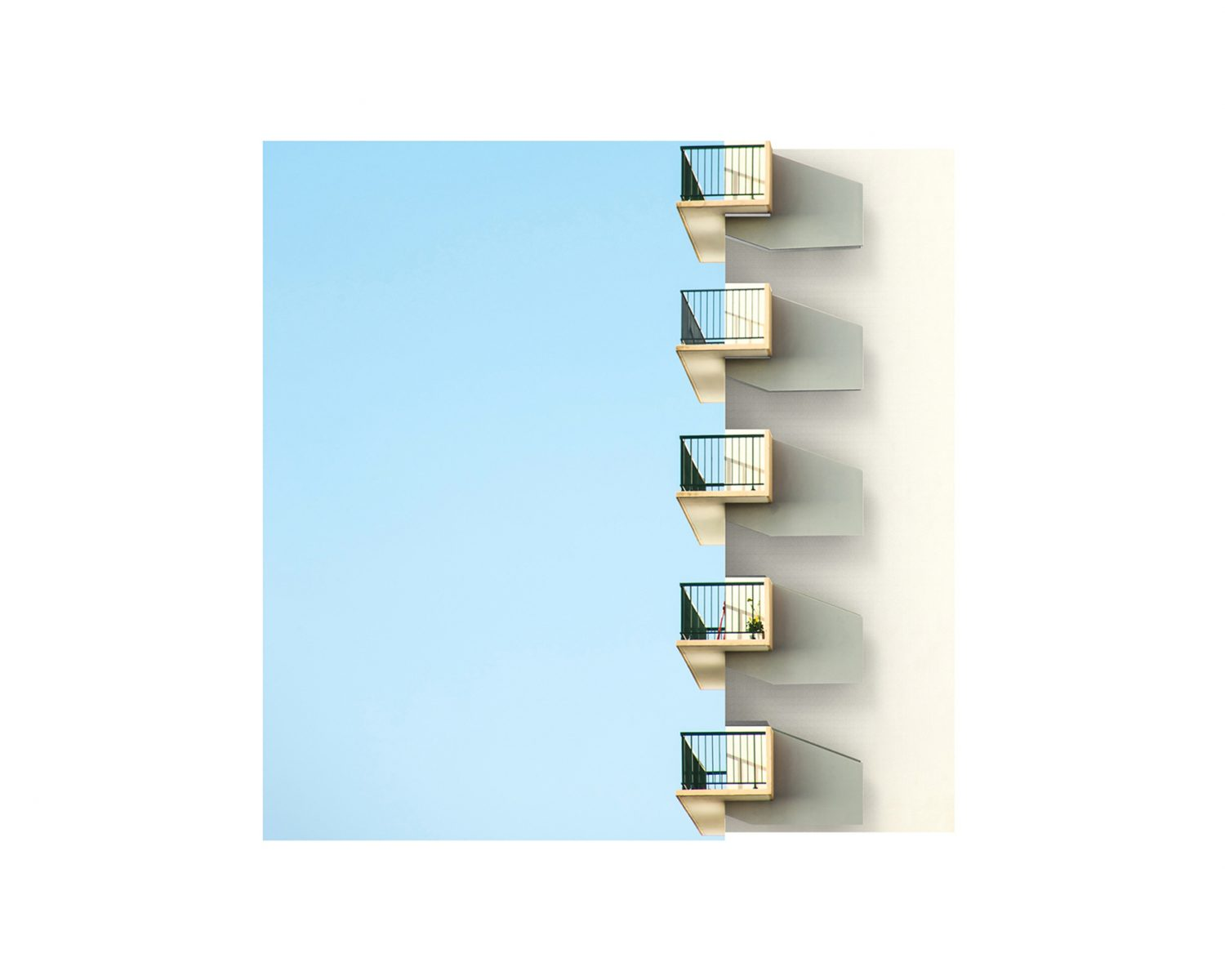 Atelier Relief / Who wants sky